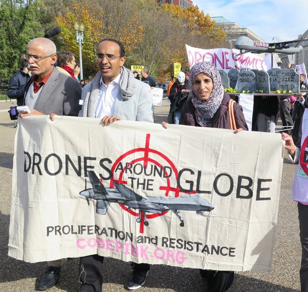 Code Pink Drone Summit