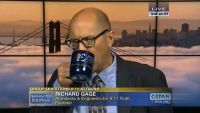 Richard Gage on C-Span