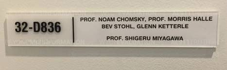 Chomsky Office