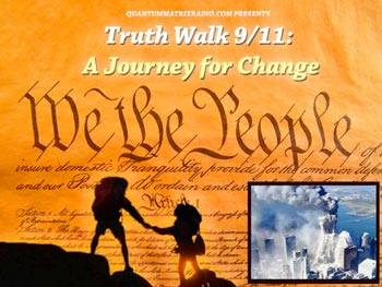 Truth Walk article