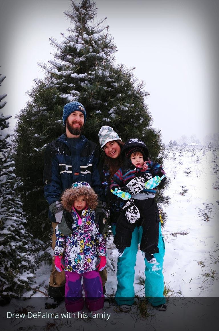 Drew with family 768 txt