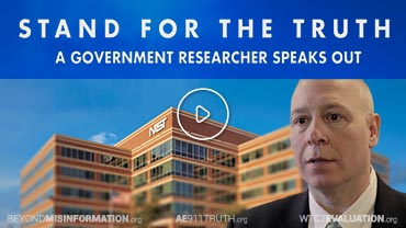 NIST Researcher Peter Ketcham Speaks Out