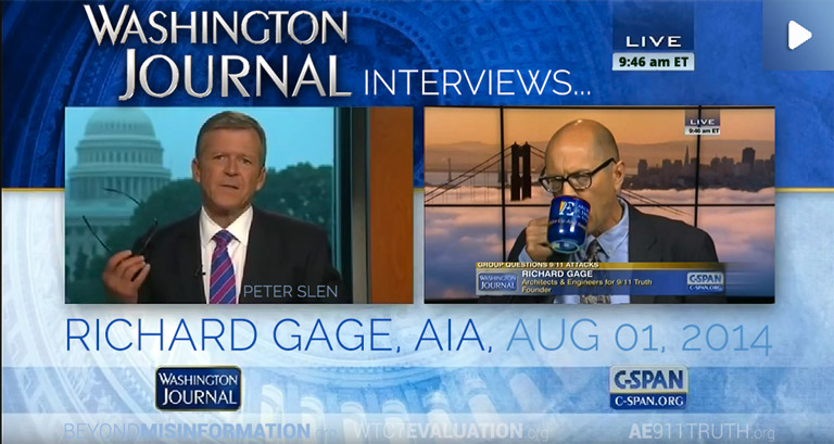 Washington Journal CSPAN Gage 768