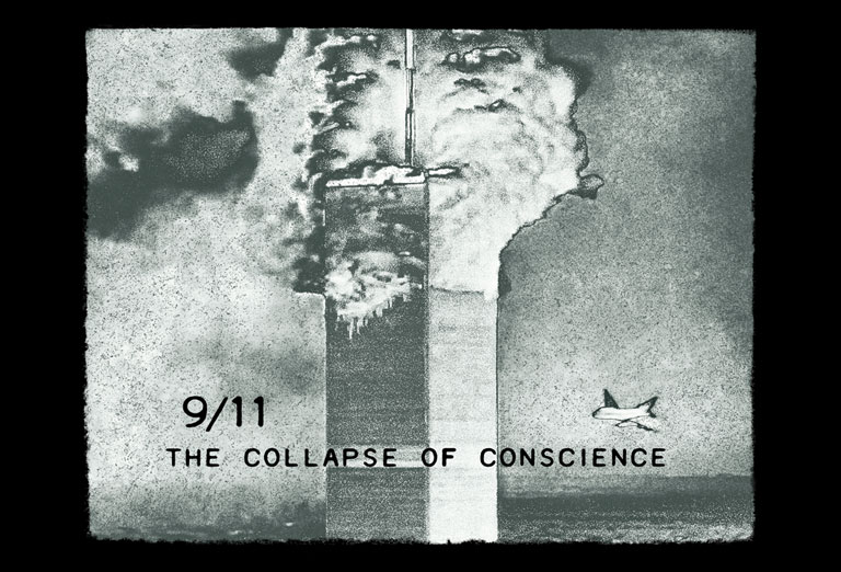 NYC Art Exhibit and Panel — 9/11: The Collapse of Conscience