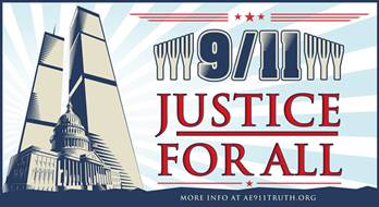 911 Justice For All Event Banner