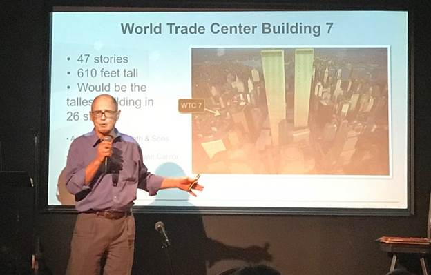 Richard Gage and WTC7