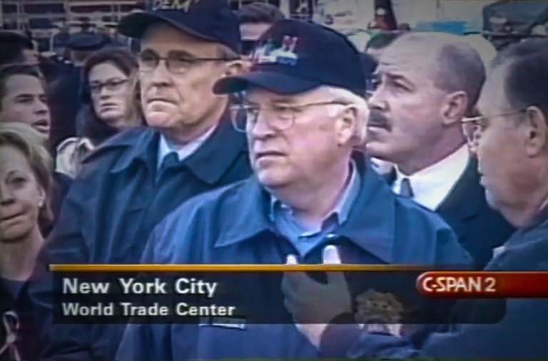 Dick Cheney and Rudy Giuliani: The First Government Officials to Dismiss the Idea of Controlled Demolition on 9/11