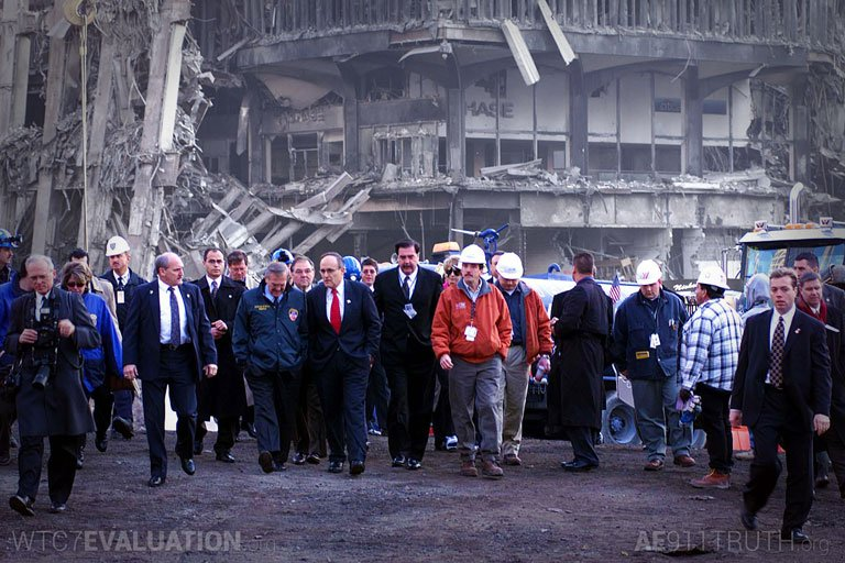 Lawyers' Committee 'Names Names' in New 9/11 Grand Jury Filing