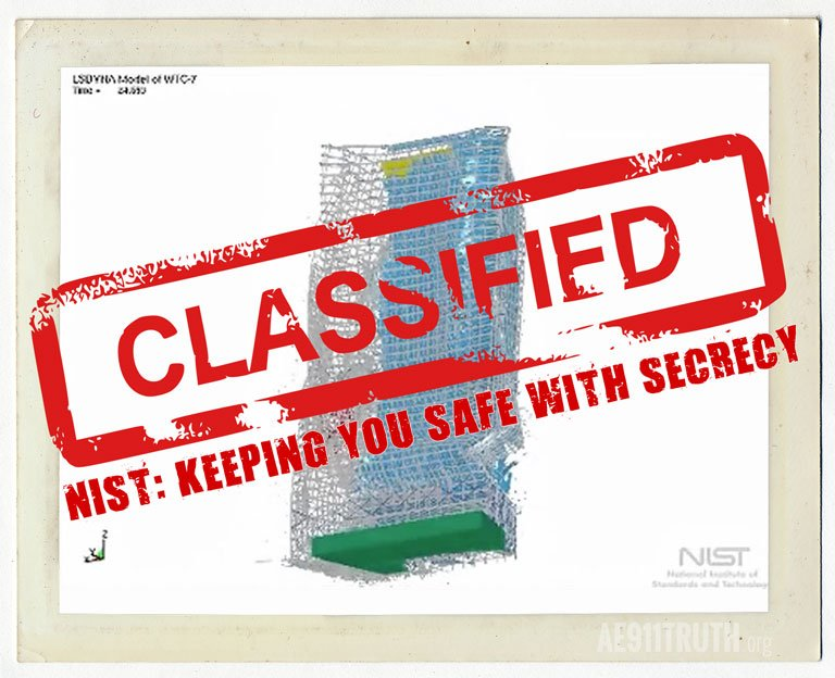 Round Two: Let's Make NIST Explain Latest Refusal to Release Data