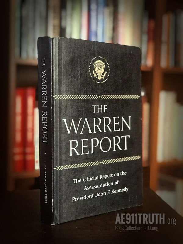 Jeffs Library Collection Warren Report 600 v2