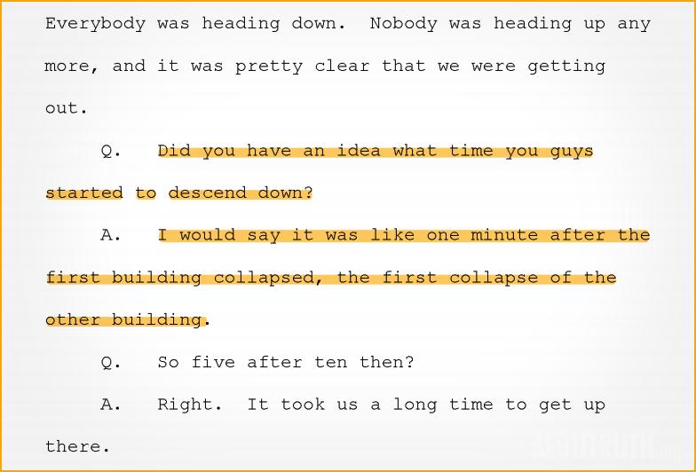 Becker testimony