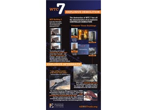 WTC 7 Multi-pic Booth Banner