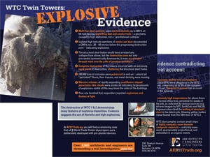 Twin Towers Evidence Cards