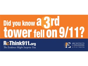ReThink911 Large Banner Vers. 1