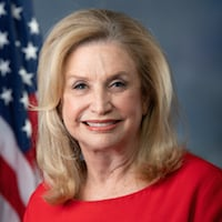 <h3>Carolyn Maloney, Acting Chair of the House Oversight Committee</h3>